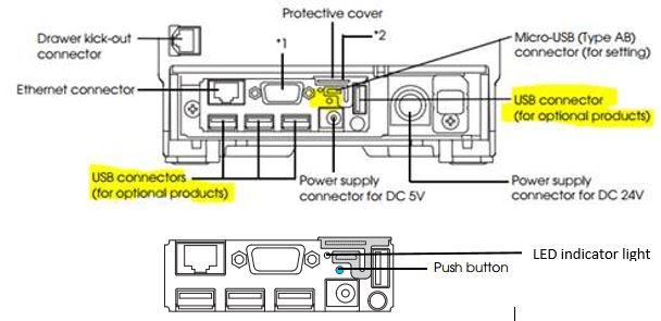 How do I put my Epson smart printer into recovery mode?