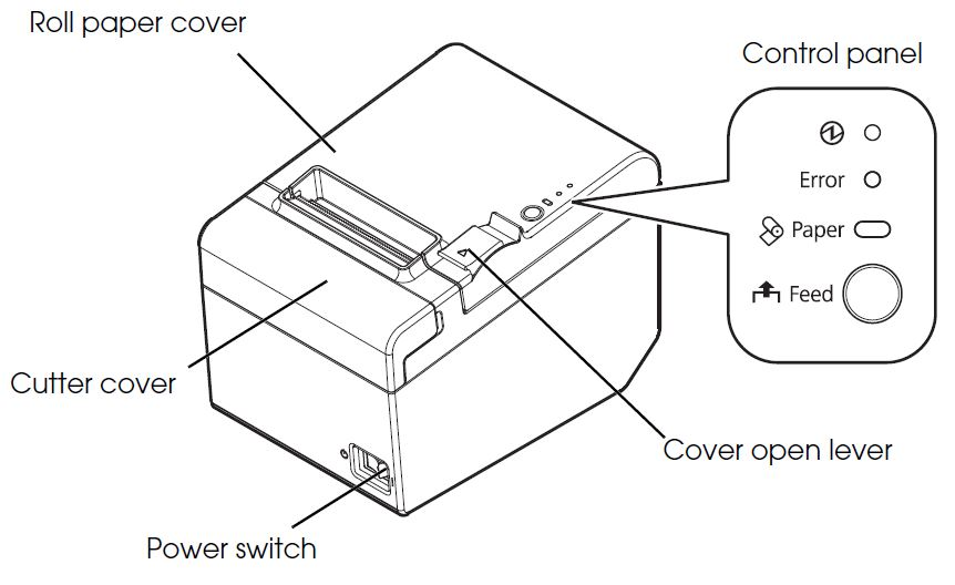 How Do I Setup My Epson Thermal Printer Model Tm T20ii