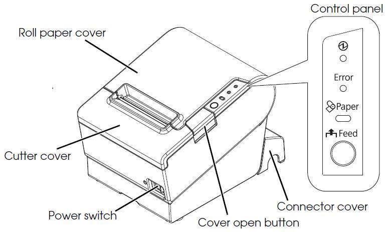 How Do I Setup My Epson Thermal Printer Model Tm