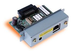 Epson: Ethernet Interface Card for TM Models
